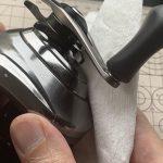 16アンタレスDC ハイギヤ化磨き
