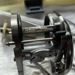 アンタレスDC7-LV クラッチ部汚れ