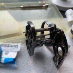 アンタレスDC7-LV クラッチ汚れ除去後