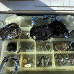 12アンタレスHGオーバーホール メンテナンス洗浄完了