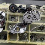 04アンタレスDC7 オーバーホール 洗浄完了