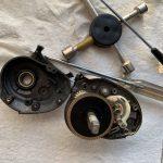 11スコーピオンDC オーバーホール修理:内部状況