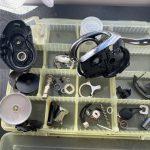シマノ15メタニウム DC HGオーバーホール 完全分解清掃完了