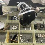 16メタニウムMGL HGオーバーホール 完全分解清掃完了