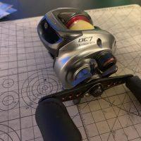 11スコーピオンDC7 <クラッチ固着修理、ギア破損交換完了>