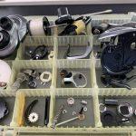 15 メタニウムDC HG パーツ洗浄完了