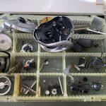 07 メタニウム MG7 オーバーホール 分解洗浄完了