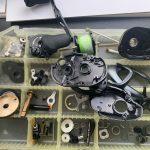 17 エクスセンスDC XG  オーバーホール 分解洗浄完了