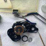 17 エクスセンスDC XG 内部オーバーホール修理完了