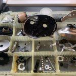 16 メタニウム MGL オーバーホール 分解洗浄完了