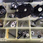 17 エクスセンスDC オーバーホール 分解洗浄完了
