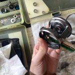 19 カルカッタコンクエスト 201 DC オーバーホール ボディ洗浄作業