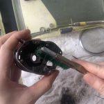 18 バンタム MGL HG オーバーホール ボディ洗浄作業