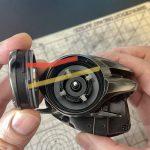 20メタニウム、18バンタムのエスケープハッチ取り付け方法1